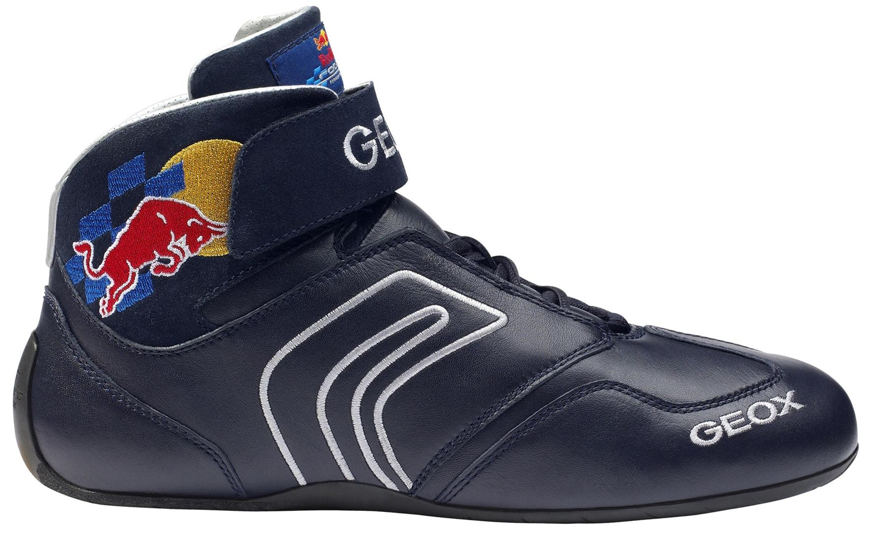 Geox f1 race driver shoe. Red bull. – Objects DEV